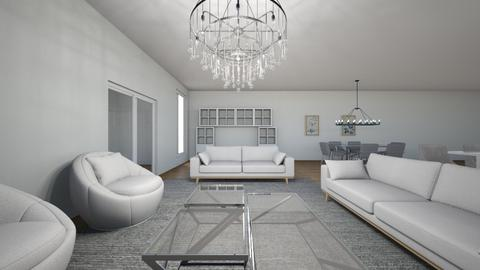 apartment - Living room  - by Architectdreams