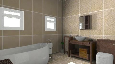 lujo y detalle - Glamour - Bathroom  - by sylviamata