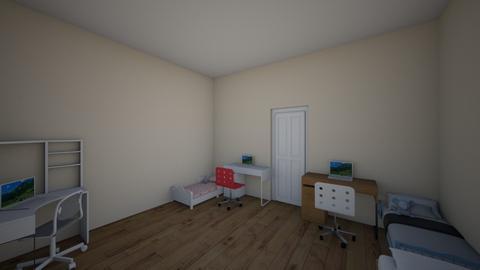 fsfihlhil - Kids room - by LeLebear