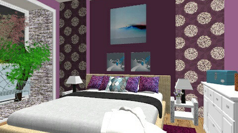 szoba - Classic - Bedroom - by ozsvatgabi