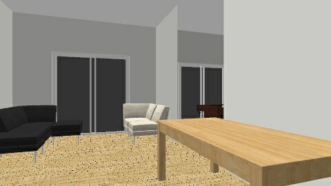 lounge temp - Modern - Living room - by pippajlee