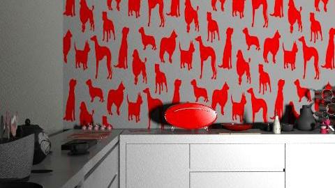 Kitchen4 - Eclectic - Kitchen  - by kourt