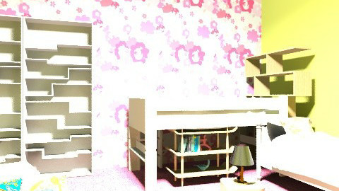 Taylor Thomas - Retro - Kids room  - by TaylorThe Decorator