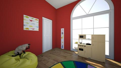 Kids Room - Kids room - by kenziefisher
