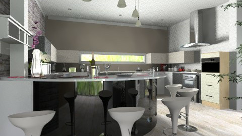 Kitchen 065 - Classic - Kitchen  - by Bandara Beliketimulla