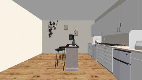 Kitchen - Kitchen  - by SzeChing