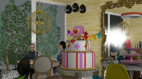 mdbirthday - Dining Room  - by rob_b