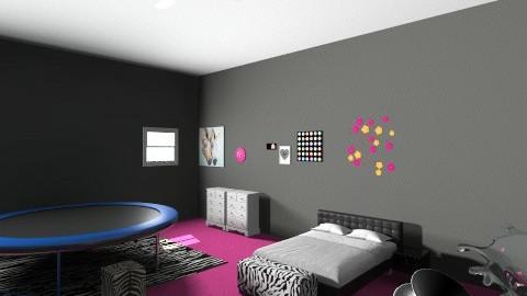 My Dream Room - Bedroom - by KamBam04
