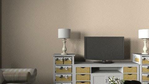 2.Oturma Odası - Country - Living room  - by pelin1286