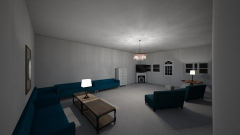 Living room - Modern - Living room - by lacey25079