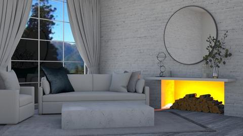 Cabin Contest_Aristar_b - Living room  - by Aristar_bucks