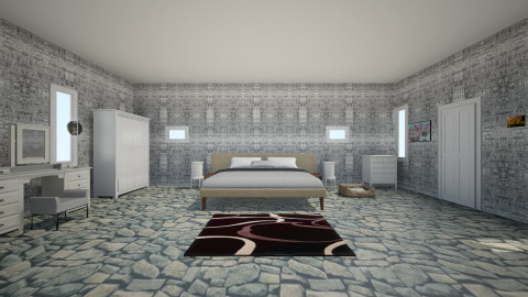 classy room - Modern - Bedroom - by taniafunlove