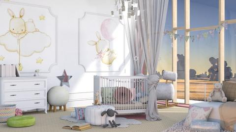 View_5_Frozen - Kids room  - by ArtHousedeco