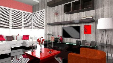 Plastic  - Minimal - Living room - by deleted_1566988695_Saharasaraharas
