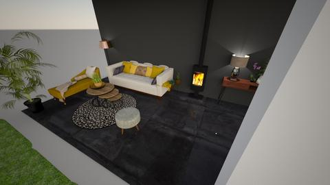 Loungeroom - Living room - by JorenD