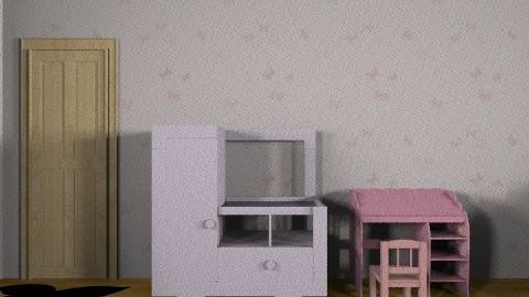 Kids room  - Glamour - Kids room  - by oqtayzade_shamxal