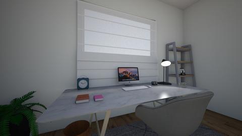 Margem office desk - Office - by Medina Touch