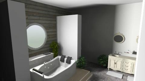country eligance - Eclectic - Bathroom  - by Linda Eubanks