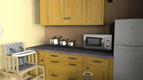 studi9 - Classic - Kitchen  - by gellun
