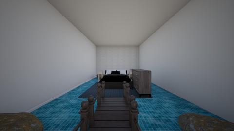 floating bedroom - Modern - Bedroom  - by Niftydream