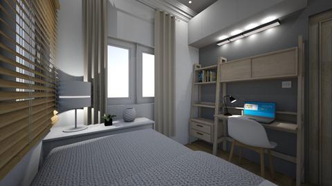 Mia Bedroom 7 - Bedroom - by selperu