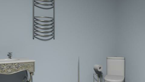 gourges bath room - Glamour - Bathroom  - by aimeejade2000