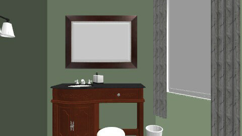 Bathroom  - Glamour - Bathroom  - by MetamoraRedBird2