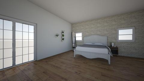 Quarto  - Glamour - Bedroom  - by Brunabarbosa