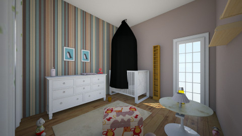 kelly - Kids room - by henrycambraia