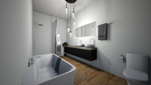 my fancy bathroom - by Raven15