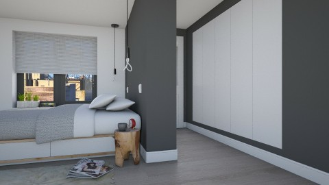 Sleeping Time - Minimal - Bedroom  - by Maria Esteves de Oliveira