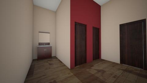 BThroom - Country - Bathroom  - by New Hope