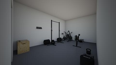Garage Gym 1st Draft - by rogue_3b73b7132020fe592119fb44d19f4