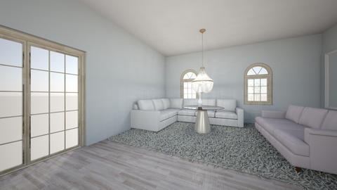 practice 1 - Living room  - by lauren scott xoxo