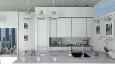 Clinical Kitchen - Kitchen  - by susilva