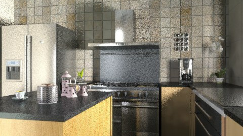 leila - Eclectic - Kitchen  - by ragazza28