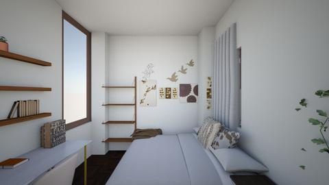 MiSo_Coffee - Minimal - Bedroom  - by miks miks