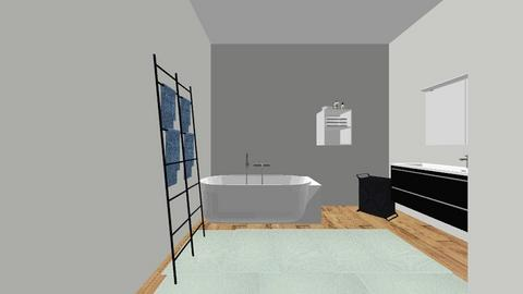 vannituba - Bathroom  - by emilyever