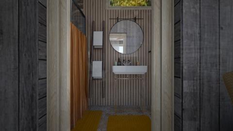230 SF BNB - Modern - Bedroom  - by decordiva1