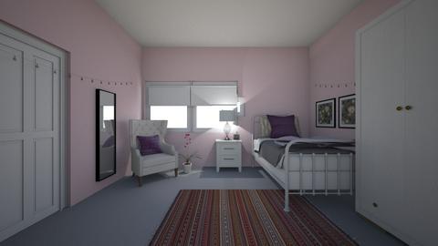 cute little room - Bedroom  - by jannahoman