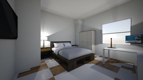 My Bedroom - Modern - Bedroom  - by SXDVIBES