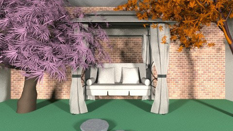 garden 1 - Rustic - Garden  - by nico3