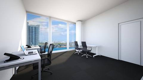 901 1395 Brickell - Office  - by rswart