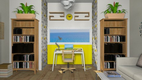 My office - Modern - Office  - by Nicky West