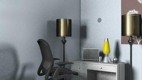 New Office - Classic - Office - by Rachel Niekamp