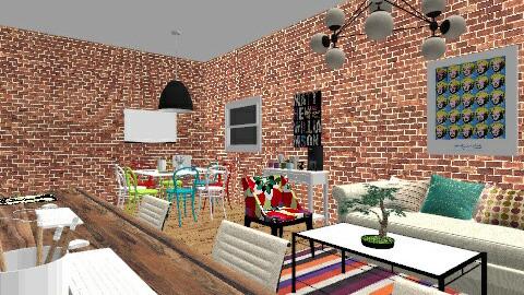 studio2 - Eclectic - Office  - by menenita