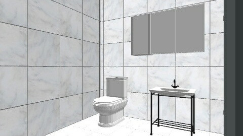 Bathroom 1 - Minimal - Bathroom - by deantan