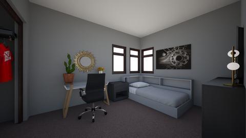 Bedroom 2 - Bedroom  - by Brayden Beck