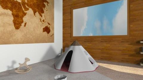 PROJECTt - Modern - Kids room  - by takoooo