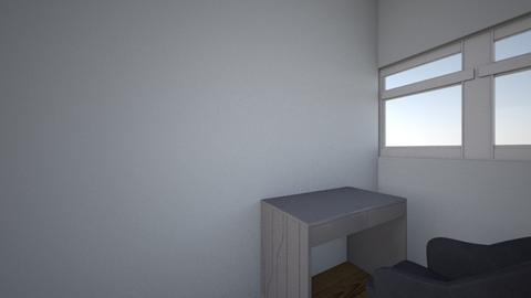 study - Modern - Office  - by Arhazamzi123